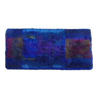 Ritva Puotila Handwoven Rug- 4′2″ × 6′3″ For Sale