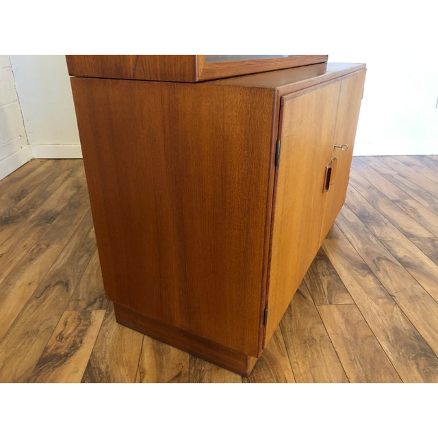 1960s Borge Mogensen Danish Teak Cabinet / Display For Sale - Image 5 of 13