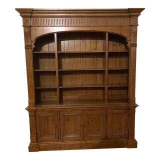 Traditional Ethan Allen Book Case For Sale