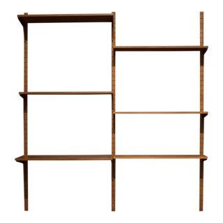 Mid-Century Cado Style Shelf System C.1960 For Sale
