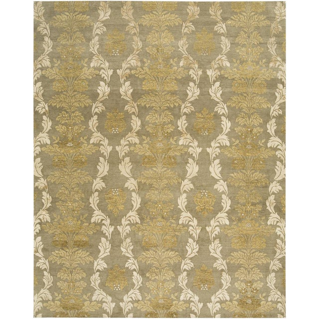 Blend Collection - Customizable Cedar Rug (6x9) For Sale