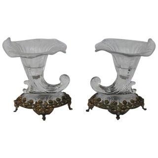 Fenton Art Glass Company Vases - A Pair