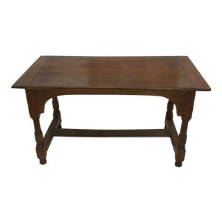 19th Century English Console Table For Sale