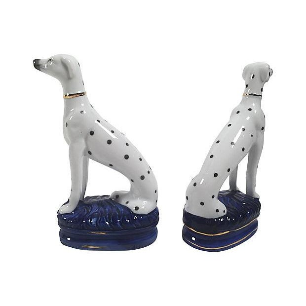 Staffordshire-Style Dalmations - A Pair - Image 3 of 5