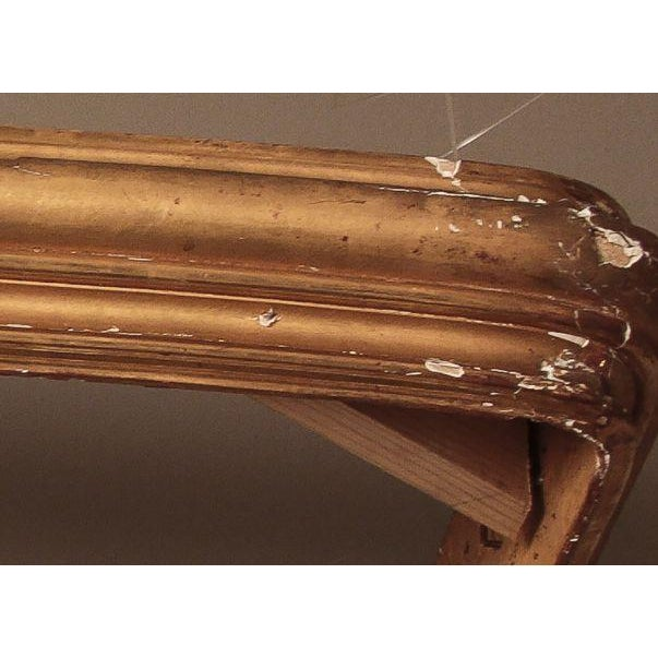 French Painted and Giltwood Cornice - Image 3 of 7