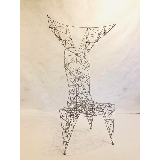 1990s Pylon Chair For Sale - Image 5 of 5