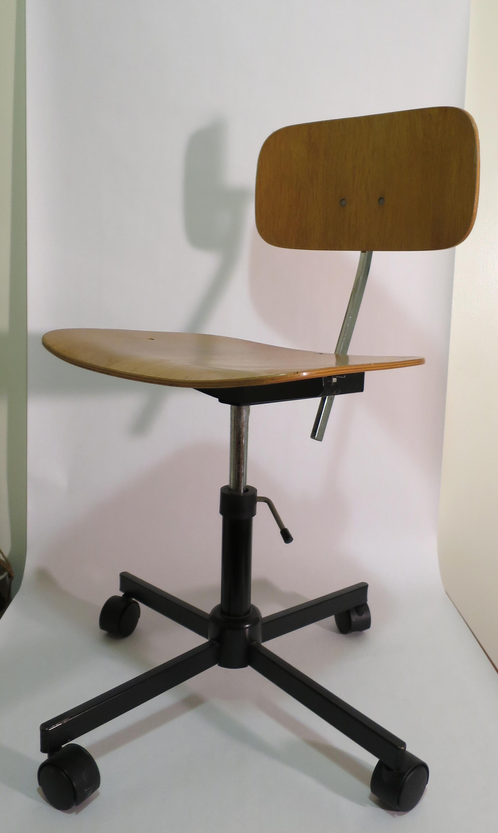 Jorgen Rasmussen Danish Modern Kevi Chair   Image 2 Of 5