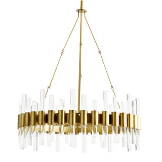 Arteriors Small Haskell Chandelier For Sale