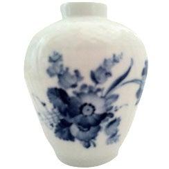 Danish Porcelain Urn Vase