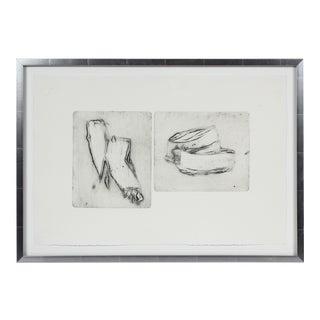 Monochromatic Abstract Fine Art Print