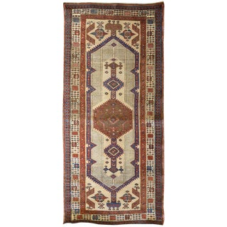 "Persian Serab Rug 3'1"" x 7'2"" For Sale"