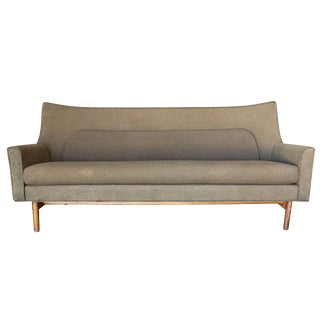 "Paul McCobb ""Pagoda"" Style Arched Sofa For Sale"