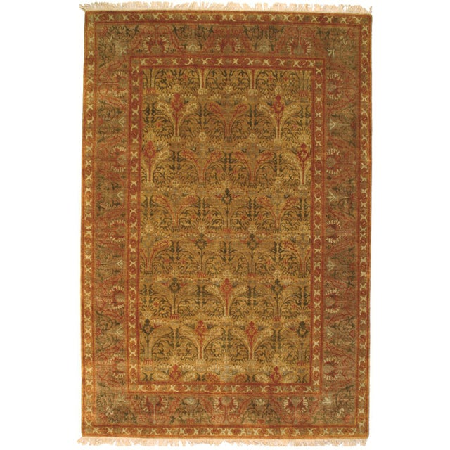 Mediterranean Legacy Collection - Customizable Rustico Rug (6x9) For Sale - Image 3 of 3