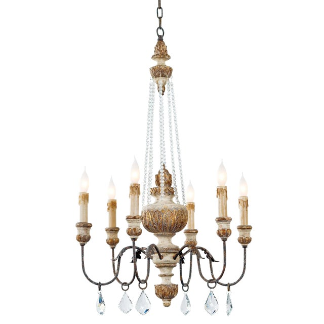 Regina Andrew Design Crystal Parisian Chandelier - Image 1 of 4