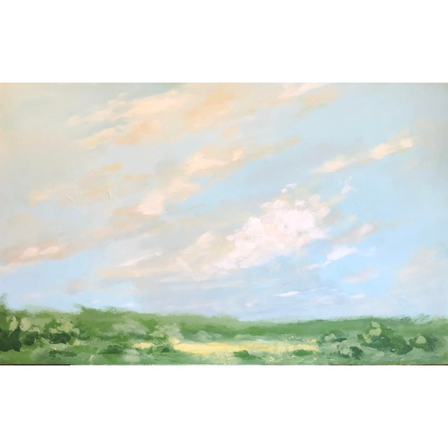 Abstract Landscape by Chelsea Fly For Sale - Image 6 of 6