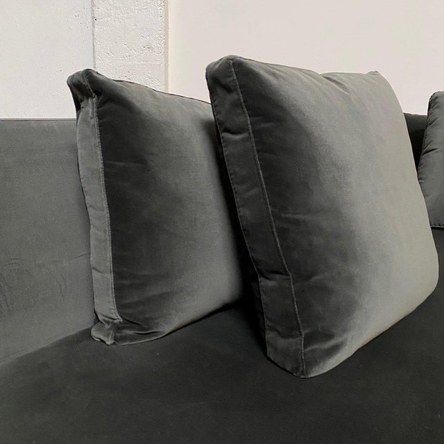 2010s Mid-Century Modern Minotti 'Seymour' Sectional W/ Left Chaise For Sale - Image 5 of 9