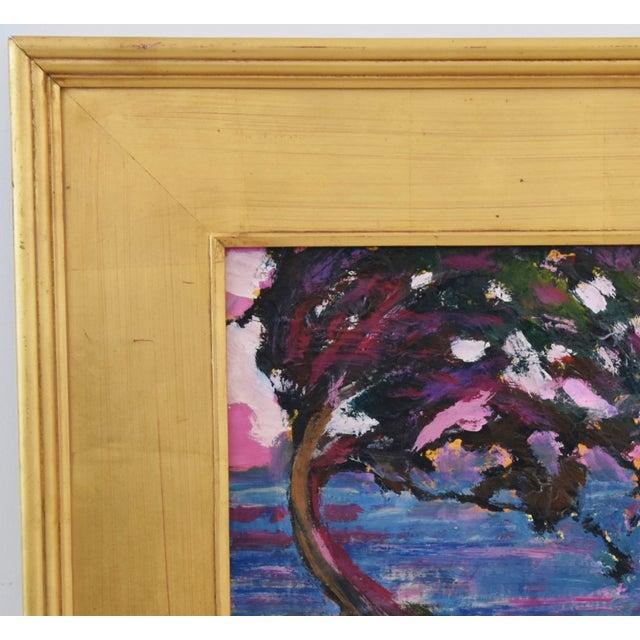 Impressionist Seascape Landscape Painting by Juan Pepe Guzman For Sale - Image 4 of 10