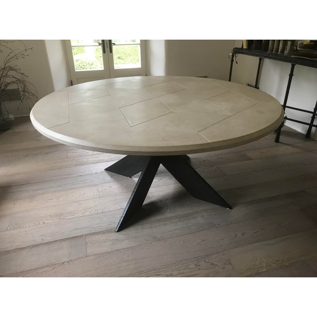2010s Formations Alessio Dining Table For Sale - Image 5 of 5