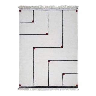 "Vibeke Klint ""Vertigo"" Flat-Weave Carpet, 1970's For Sale"