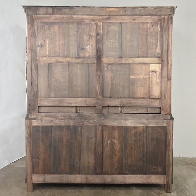 18th Century Louis XVI Period Stripped Dutch Wardrobe For Sale - Image 12 of 13