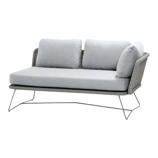 Cane-Line Horizon 2-Seater Sofa Left Module For Sale