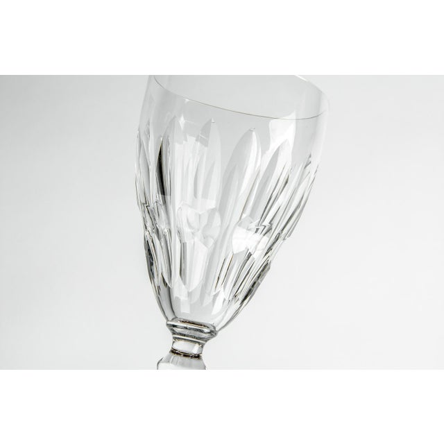 Baccarat Mid 20th Century Baccarat Glassware - Set of 12 For Sale - Image 4 of 5