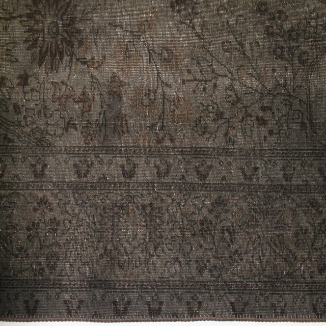 "Overdyed Kayseri Carpet - 8'6"" X 12'4"" - Image 4 of 5"