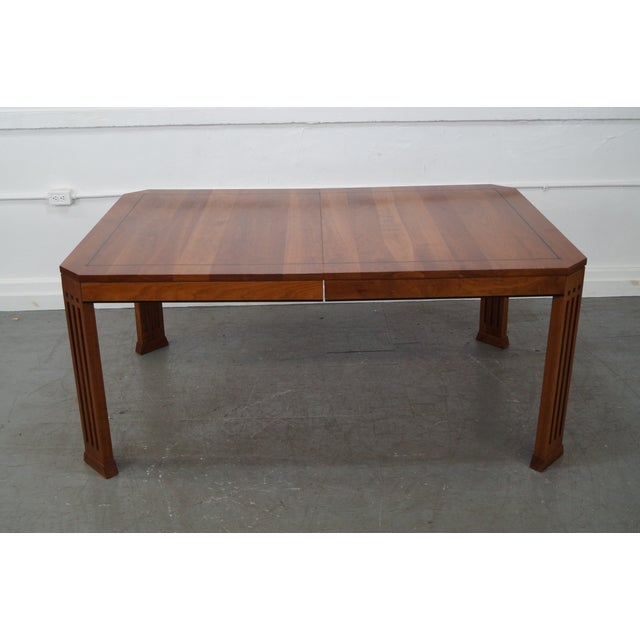 Stickley 21st Century Arts & Crafts Dining Table - Image 2 of 10