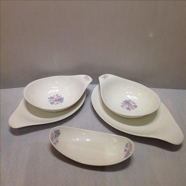 1950s Eva Zeisel Serving Dishes - Set of 5 - Image 2 of 11