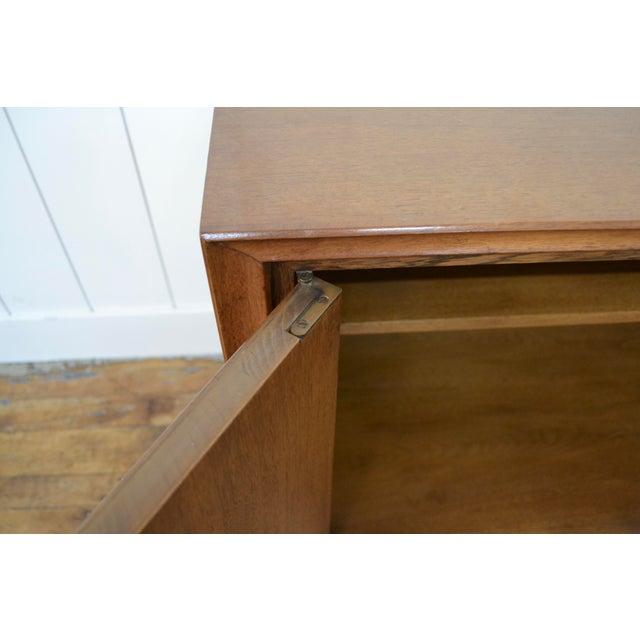 1960s John Stuart Two Door Cabinet For Sale - Image 5 of 7