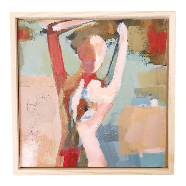 Fantastic Abstract Figure Painting Aa98  Advancedmassagebysara-3308