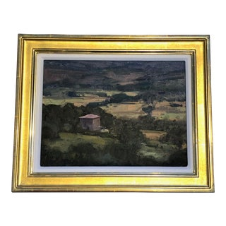 Umbrian Landscape Painting by Bryan Mark Taylor For Sale