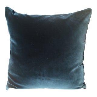 Holland and Sherry Velvet Pillows For Sale