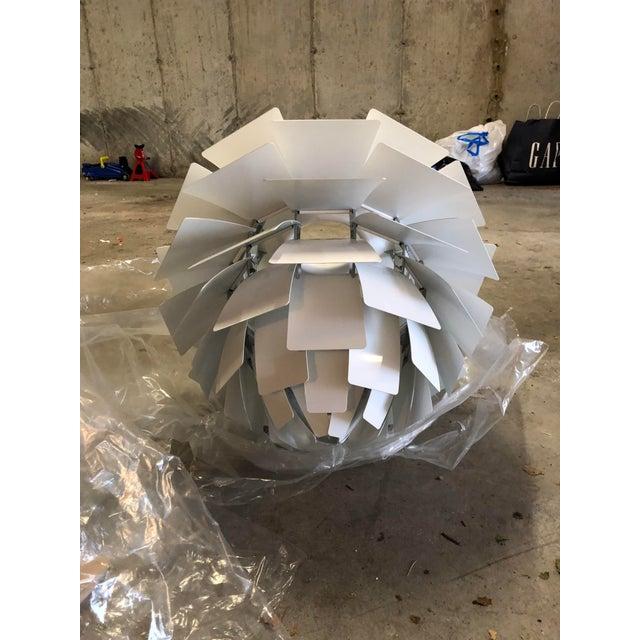 """2010s Louis Poulsen """"Artichoke"""" Pendant Lamp For Sale - Image 5 of 7"""