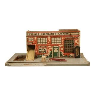 American Toy Automobile Garage