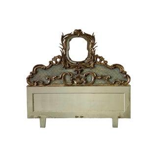 "19th Century Louis XV Headboard - 70""w For Sale"