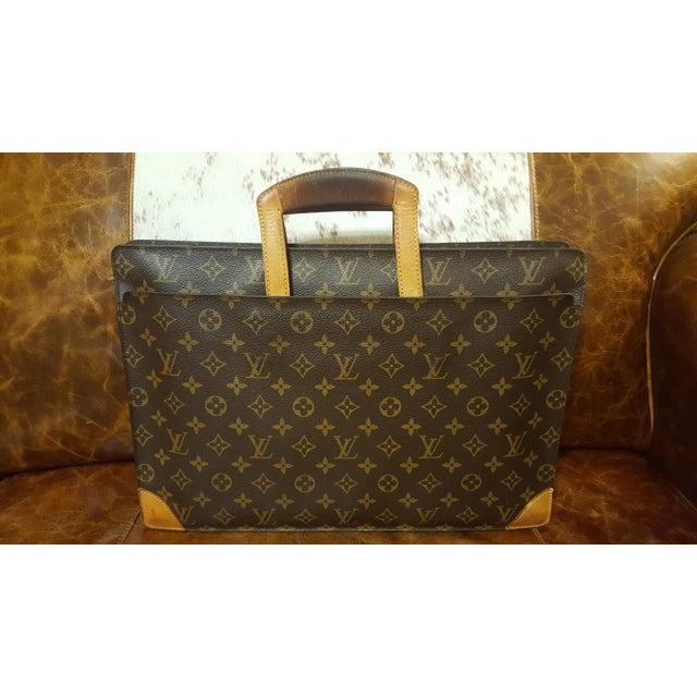 Vintage Louis Vuitton Briefcase - Image 5 of 11