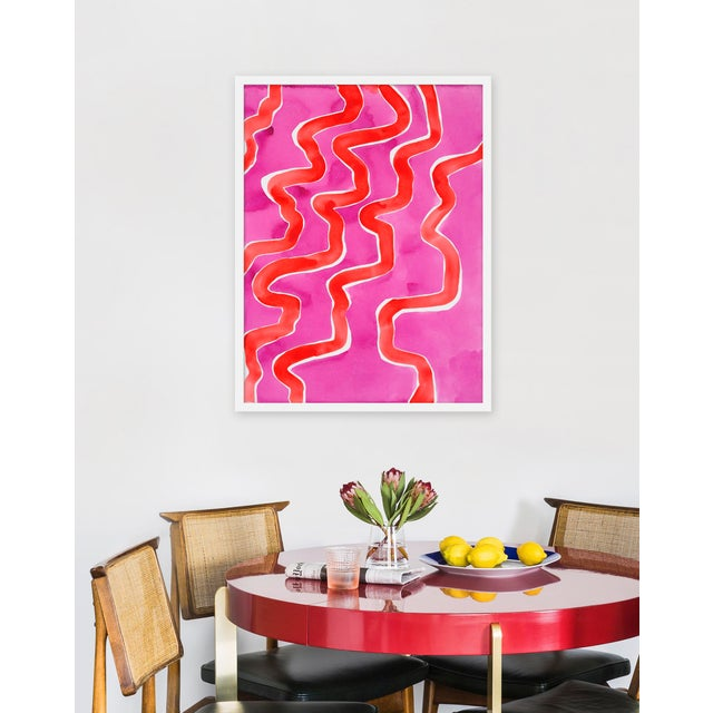 Largely influenced by her background in textile design, Tennessee artist Kate Roebuck finds inspiration in form, pattern,...