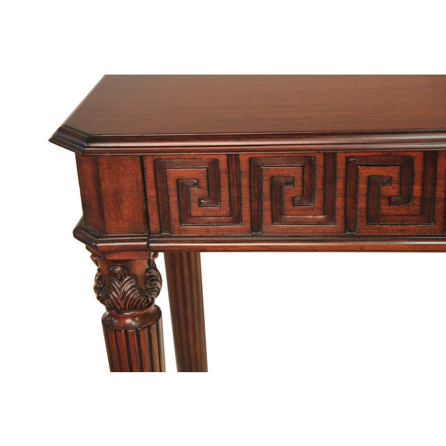 Hollywood Regency Style Console - Image 2 of 4