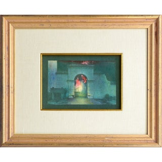 California Mission at Sunset by Cheryl Trotter For Sale