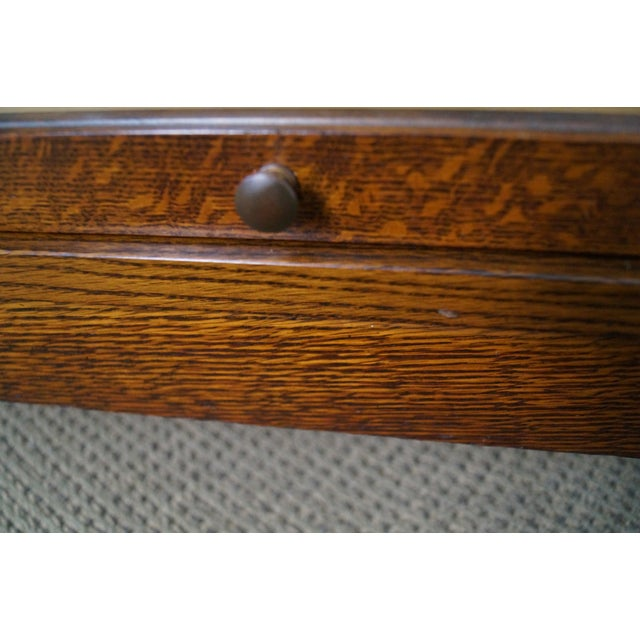 Globe Wernicke Antique Oak Two Section Bookcase - Image 7 of 10
