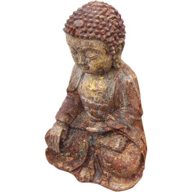 Brass Buddha Statue For Sale