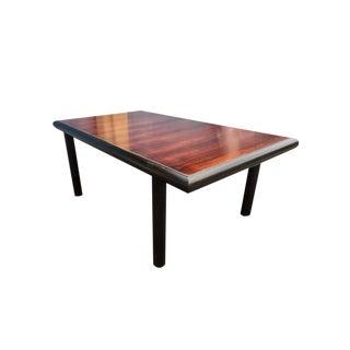 Mid-Century Modern Robert Baron Rosewood Dining Table for Glenn of California For Sale
