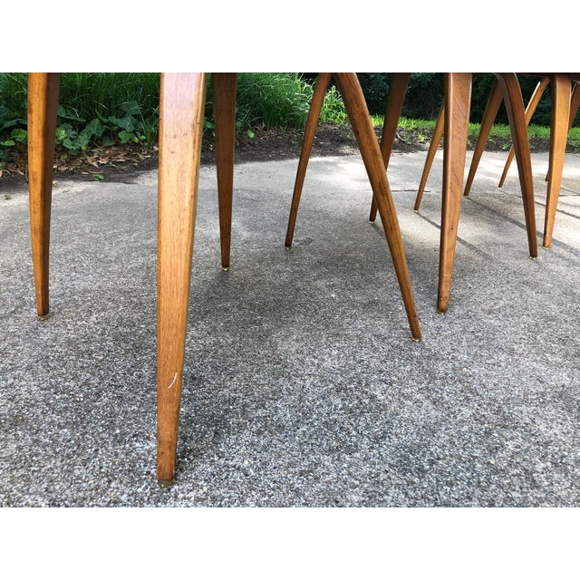 Norman Cherner for Plycraft Chairs - Set of 4 For Sale - Image 11 of 13