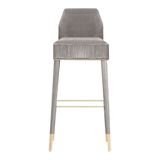 Doris Bar Chair From Covet Paris For Sale