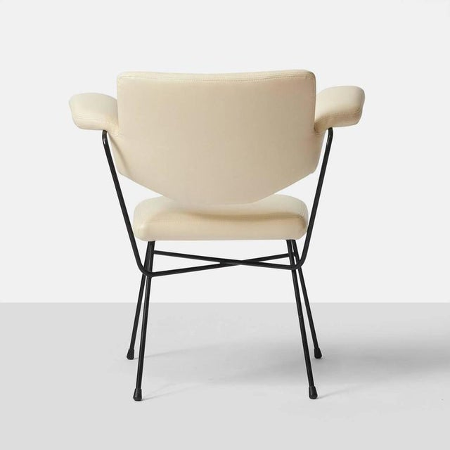 "Arflex ""Urania"" Chair by BBPR for Arflex For Sale - Image 4 of 9"