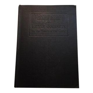 Little Journeys by Elbert Hubbard, 1926 For Sale