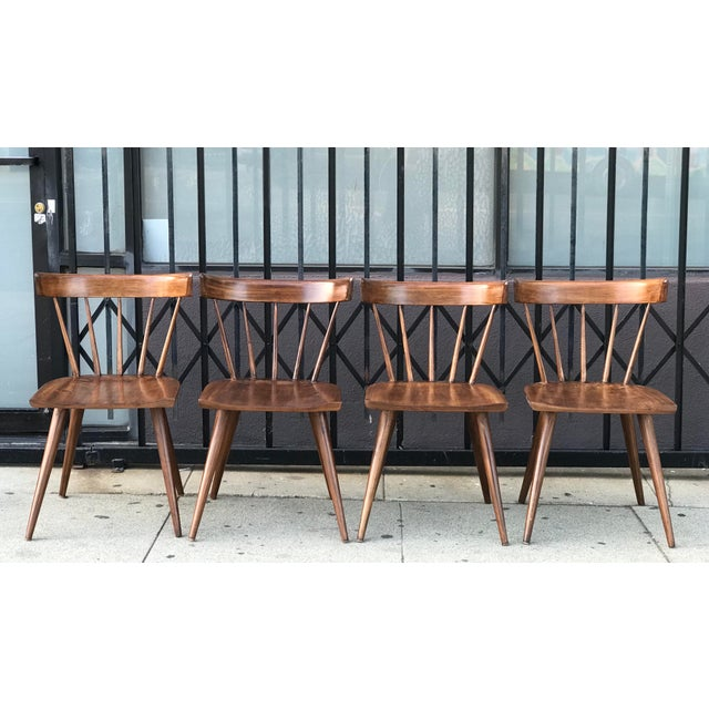 Mid Century Modern Dining Chairs by Paul McCobb- Set of 4 For Sale - Image 13 of 13