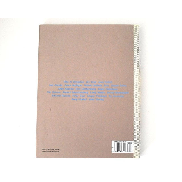 """""""Hand-Painted Pop: American Art in Transition, 1955-62,"""" edited by Russell Ferguson (Museum of Contemporary Art, Los..."""