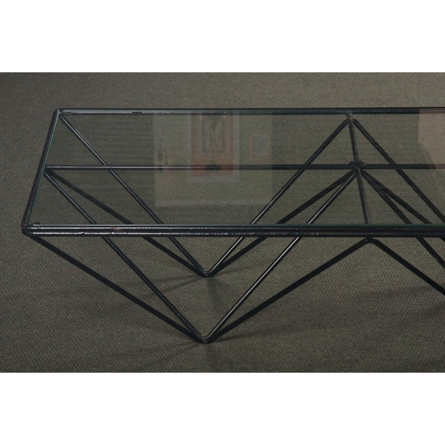Metal Alanda Coffee Table by Paolo Piva For Sale - Image 7 of 10